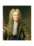 Sir Robert Walpole (1676-1745) Giclee Print by Jonathan Richardson