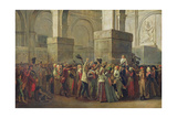 The Triumph of Marat (1743-93) Giclee Print by Louis Leopold Boilly