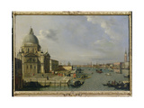 Santa Maria Della Salute, Venice Giclee Print by William James