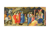 The Adoration of the Magi, C.1408 Giclée-tryk af Gherardo Starnina