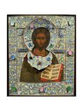 Christ Pantocrator, Icon Giclee Print