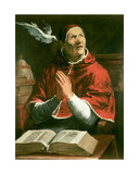 St. Gregory Giclee Print