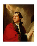 Portrait of Alderman Oliver, 1771 Giclee Print by Robert Edge Pine
