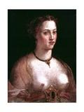 Nuptial Portrait Giclee Print by Michele Di Ridolfo Tosini