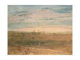 Stonehenge Giclee Print by J. M. W. Turner