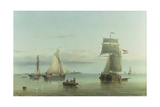 Calm on the Humber, 1864 Giclee Print by Henry Redmore