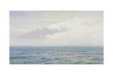 Puget Sound, Washington Giclee Print by William Trost Richards