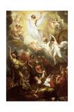 The Ascension Giclée-tryk af Benjamin West