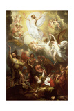 The Ascension Giclee Print by Benjamin West