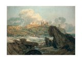 Dunstanburgh Castle Giclee Print by Joseph Mallord William Turner