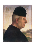 Portrait of Niccolo Vitelli (1414-86) Giclee Print by Luca Signorelli