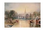 Bedford Giclee Print by Joseph Mallord William Turner