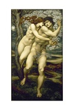 The Tree of Forgiveness, 1881-82 Giclee Print by Sir Edward Coley Burne-Jones