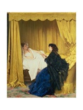 The Convalescent Giclee Print by Gustave Leonard de Jonghe