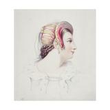 Johannah Giclee Print by Margaret Sarah Carpenter