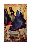 The Virgin Interceding for Mankind, Detail from the Last Judgement, C. 1451 Giclée-Druck von Rogier van der Weyden