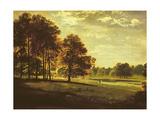 Kensington Gardens Giclee Print by John Martin