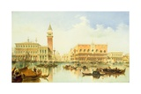 Venice Giclee Print by Robert Pritchett