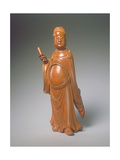 Figure of Wen Chang Giclee Print by Ming Dynasty Chinese School