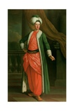 The Fourth Earl of Sandwich Giclee Print by Jean-Etienne Liotard