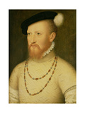 Sir Edward Seymour (Later Duke of Somerset) Giclee Print by Hans Holbein the Younger