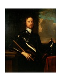 Oliver Cromwell Giclee Print by Robert Walker
