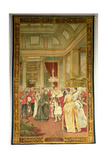The Visit of Queen Victoria to the Mansion House in the Year of Her Jubilee, 14th May 1887 Giclee Print by Richard Beavis