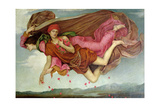 Night and Sleep, 1878 Giclee Print by Evelyn De Morgan