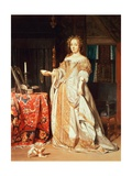 Portrait of a Lady Giclee Print by Gabriel Metsu