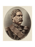 General Francis Edward Todleben Giclee Print by  Eraun and Cie