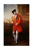 Portrait of a Bullfighter Giclee Print by Antonio Cabral Bejarano