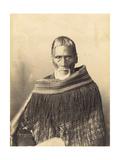 Rewi Maniapoto, C.1890 Giclee Print by Josiah Martin