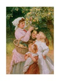 Bob Apple Giclee Print by Frederick Morgan
