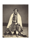 King of Tairoa, C.1860 Giclee Print by John Crombie