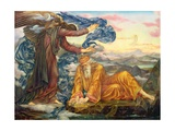 Earthbound, 1897 Giclee Print by Evelyn De Morgan