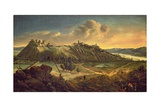 Stirling: in the Time of the Stuarts Giclee Print by Johannes Vorsterman