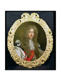 Portrait of James II (1633-1701) in Garter Robes, C.1685 Giclee Print by Benedetto The Younger Gennari