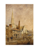 Great Crosby Church Giclee Print by William Gavin Herdman