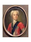Portrait of Prince Charles Edward Stuart (1720-88) Alias 'Bonnie Prince Charlie', C.1732 Giclee Print by Antonio David