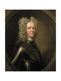 Portrait of Simon Fraser, 11th Lord Lovat, C.1703 Giclee Print by Sir John Baptist de Medina