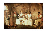 Slave Market Giclee Print by Eyre Crowe