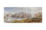 Karakoram Giclee Print by Henry Haversham Godwin-Austen