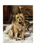 Waiting for Master Giclee Print by Jane Bennett Constable