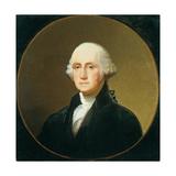 Portrait of George Washington (1732-99) Giclee Print by Jane Stuart