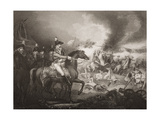 The Attack Upon the French Camp on the Hills of Famars Near Valenciennes, 23 Rd May 1793,… Giclee Print by Mather Brown