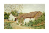 Old Cottage, Colwyn Bay Giclee Print by Isaac Cooke