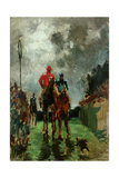 The Jockeys Giclee Print by Henri de Toulouse-Lautrec