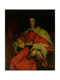 Sir Orlando Bridgeman (1608-74) 1st Baronet Giclee Print by John Riley