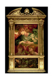 The Blessed Damozel, 1875-79 Giclee Print by Dante Gabriel Rossetti