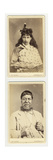 Portraits, C.1880 Giclee Print by  Foy Brothers Studio